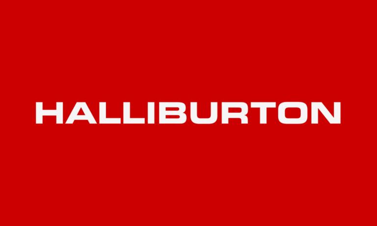 Halliburton Logo Red