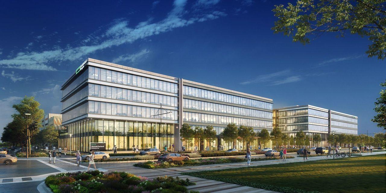 Houston HPE Building
